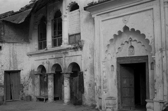 An old Haveli in Kakori